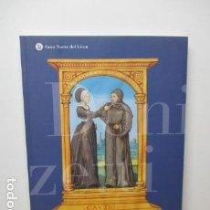 Libros de segunda mano: GRAN TEATRE DEL LICEU. TEMPORADA 2001-2002 (EN CATALAN) COMO NUEVO. Lote 83616100