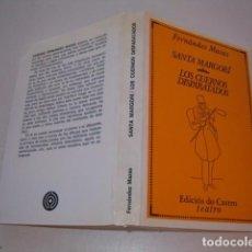 Libros de segunda mano: CÁNDIDO FERNÁNDEZ MAZAS. SANTA MARGORÍ. LOS CUERNOS DISPARATADOS. RMT80155. . Lote 84325684