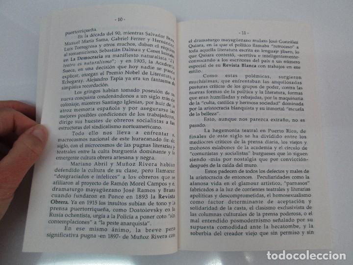 Libros de segunda mano: MELODIA SALVAJE. ROBERTO RAMOS PEREA. A CUCHILLO DE PALO. JAIME CARRERO. VER FOTOGRAFIAS - Foto 9 - 84462452
