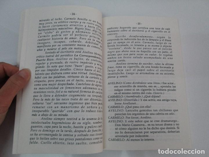 Libros de segunda mano: MELODIA SALVAJE. ROBERTO RAMOS PEREA. A CUCHILLO DE PALO. JAIME CARRERO. VER FOTOGRAFIAS - Foto 10 - 84462452