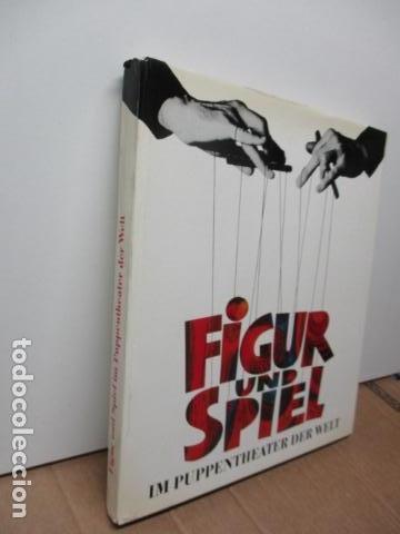 Libros de segunda mano: Figur und Spiel im Pupentheater der Welt (Alemán) de Publikationskommission der UNIMA (Hrsg.) - Foto 2 - 84556532