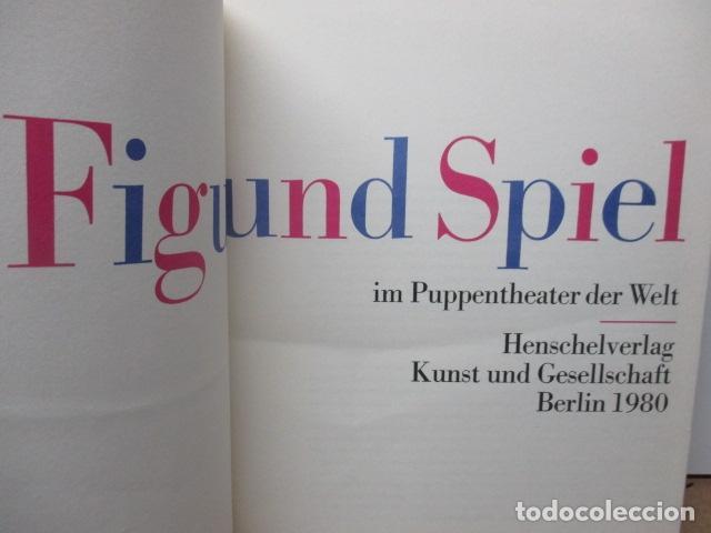 Libros de segunda mano: Figur und Spiel im Pupentheater der Welt (Alemán) de Publikationskommission der UNIMA (Hrsg.) - Foto 14 - 84556532