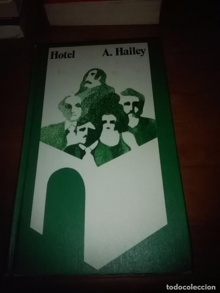 HOTEL A. HAILEY. EST8B3 (Libros de Segunda Mano (posteriores a 1936) - Literatura - Teatro)