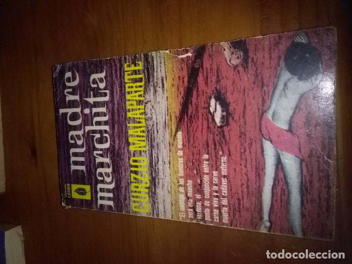 MADRE MARCHITA CURZIO MALAPARTE. EST8B3 (Libros de Segunda Mano (posteriores a 1936) - Literatura - Teatro)