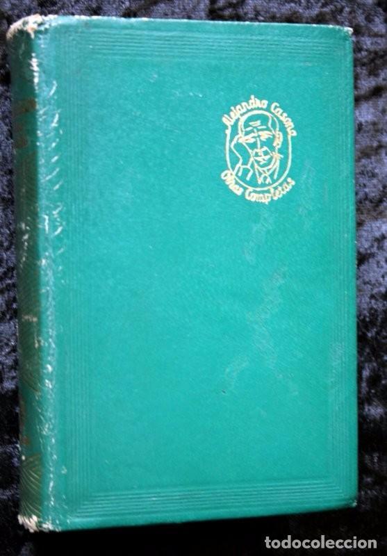 Libros de segunda mano: ALEJANDRO CASONA - AGUILAR - JOYA - MEXICO - OBRAS COMPLETAS - TOMO I - PIEL - Foto 2 - 90813935