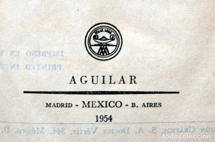 Libros de segunda mano: ALEJANDRO CASONA - AGUILAR - JOYA - MEXICO - OBRAS COMPLETAS - TOMO I - PIEL - Foto 6 - 90813935