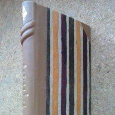 Libros de segunda mano: LOS SIETE INFANTES DE LARA (1966) / LOPE DE VEGA. EDITORIAL NACIONAL ¡¡ENCUADERNACIÓN ARTESANAL!!. Lote 93284210