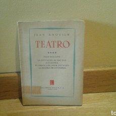 Libros de segunda mano: JEAN ANOUILH - TEATRO -PIEZAS BRILLANTES . Lote 94940428