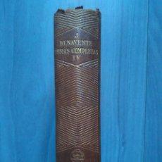 Libros de segunda mano: JACINTO BENAVENTE: OBRAS COMPLETAS IV. 1940.. Lote 95349611