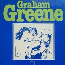 Libros de segunda mano: GRAHAM GREENE: EL AMANTE COMPLACIENTE. Lote 95614455
