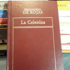 Libros de segunda mano: LA CELESTINA. FERNANDO DE ROJAS. RBA 1982. LIBRO. . Lote 95768703