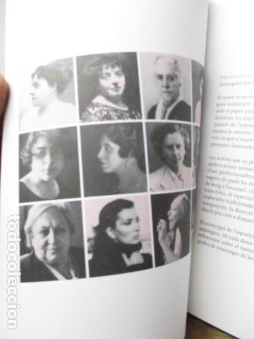 Libros de segunda mano: DONES D TEATRE - (EN CATALAN) - Foto 4 - 95827971