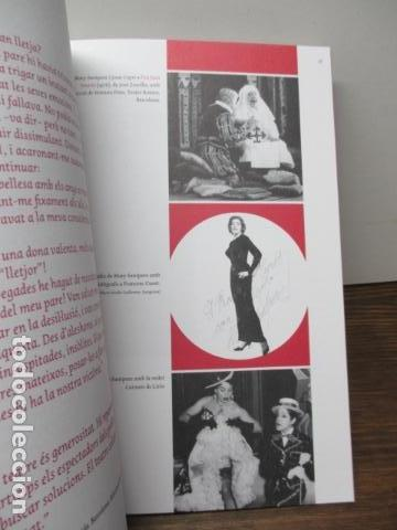 Libros de segunda mano: DONES D TEATRE - (EN CATALAN) - Foto 5 - 95827971
