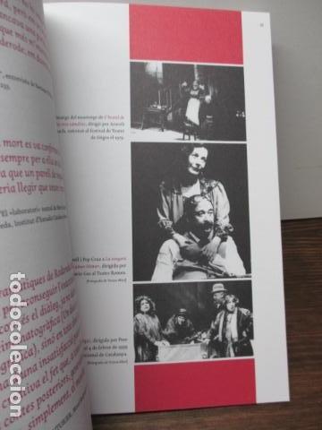 Libros de segunda mano: DONES D TEATRE - (EN CATALAN) - Foto 6 - 95827971