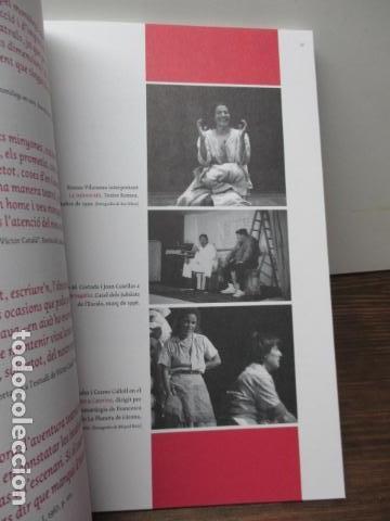 Libros de segunda mano: DONES D TEATRE - (EN CATALAN) - Foto 7 - 95827971