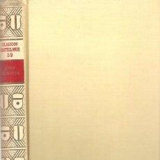 Libros de segunda mano: TEATRO. LOPE DE RUEDA. ESPASA CALPE. CLÁSICOS CASTELLANOS, Nº 59. 1958.. Lote 95830055