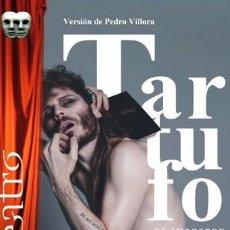 Livres d'occasion: MOLIÈRE: TARTUFO. VERSIÓN: PEDRO VÍLLORA. Lote 96177611