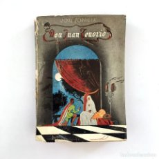 Libros de segunda mano: DON JUAN TENORIO JOSE ZORRILLA COLECCION MAS ALLA N.º 32 EDITORIAL AFRODISIO AGUADO 5º EDICIÓN 1955. Lote 97238019