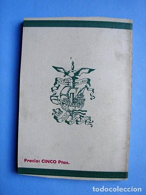 Libros de segunda mano: LIBRO ¿DEMASIADO TARDE …? COMEDIA EN TRES ACTOS DE JOSÉ MARÍA MALGOR. 1941 - Foto 2 - 97946935