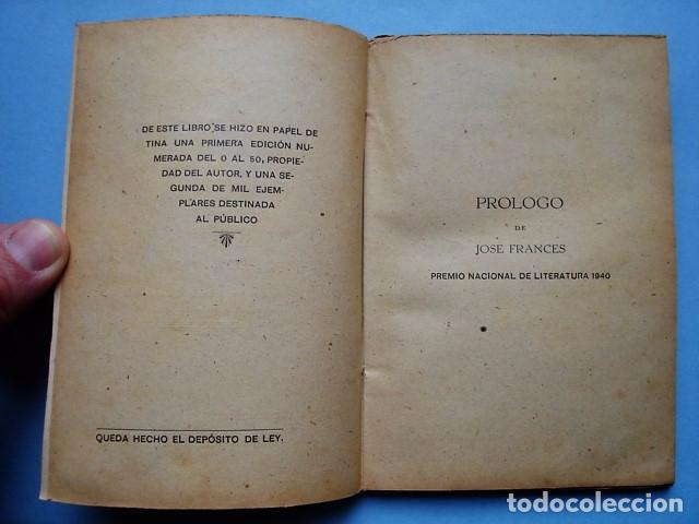 Libros de segunda mano: LIBRO ¿DEMASIADO TARDE …? COMEDIA EN TRES ACTOS DE JOSÉ MARÍA MALGOR. 1941 - Foto 4 - 97946935