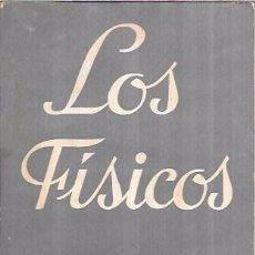 Livros em segunda mão: LOS FÍSICOS. FIEDRICH DURRENMATT. COLECCIÓN TEATRO Nº 612. 1969. Lote 98527551