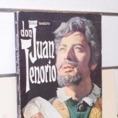 Libros de segunda mano: FOTO TEATRO DON JUAN TENORIO VERSION LIBRE - EDITORIAL ROLLAN -. Lote 98875471