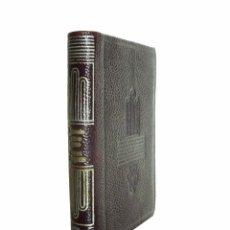 Libros de segunda mano: 1961 - JACINTO BENAVENTE: EL NIDO AJENO. CARTAS DE MUJERES - AGUILAR, CRISOLÍN, Nº 17 - 1ª ED.. Lote 99229939