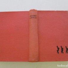Libros de segunda mano: ANTONIO VALENCIA (SELECC.). EL GÉNERO CHICO (ANTOLOGÍA DE TEXTOS COMPLETOS). RM83737. . Lote 100032971
