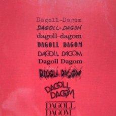 Libros de segunda mano: DAGOLL DAGOM 1974-1989. Lote 102437283