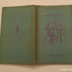 Libros de segunda mano: JEAN ANOUILH. ORNIFLE. RMT84479. . Lote 103820779