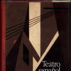 Libros de segunda mano: TEATRO ESPAÑOL DE VANGUARDIA. Lote 104279519