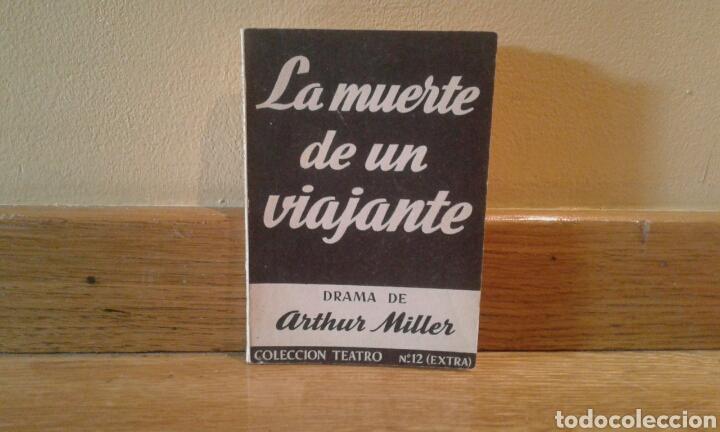 Libros de segunda mano: La muerte de un viajante,arthur miller - Foto 1 - 105453416