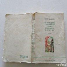 Libros de segunda mano: ESPEJO DE GRANDES. LA CIUDAD DOLIENTE. TITANIA. LA INFANZONA. AL S.DE S.M.I. RC1010.. Lote 108371219