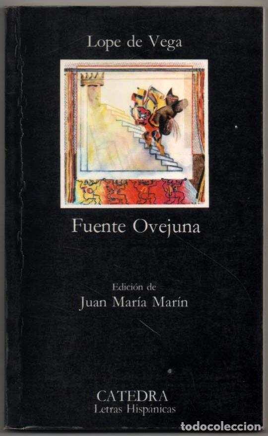 FUENTE OVEJUNA - LOPE DE VEGA * (Libros de Segunda Mano (posteriores a 1936) - Literatura - Teatro)