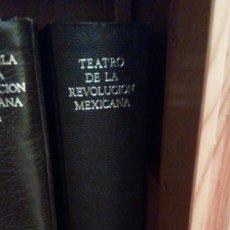 Libros de segunda mano: LIBRO DE AGUILAR TEATRO DE LA REVOLUCIÓN OBRAS ETERNAS. Lote 110273407