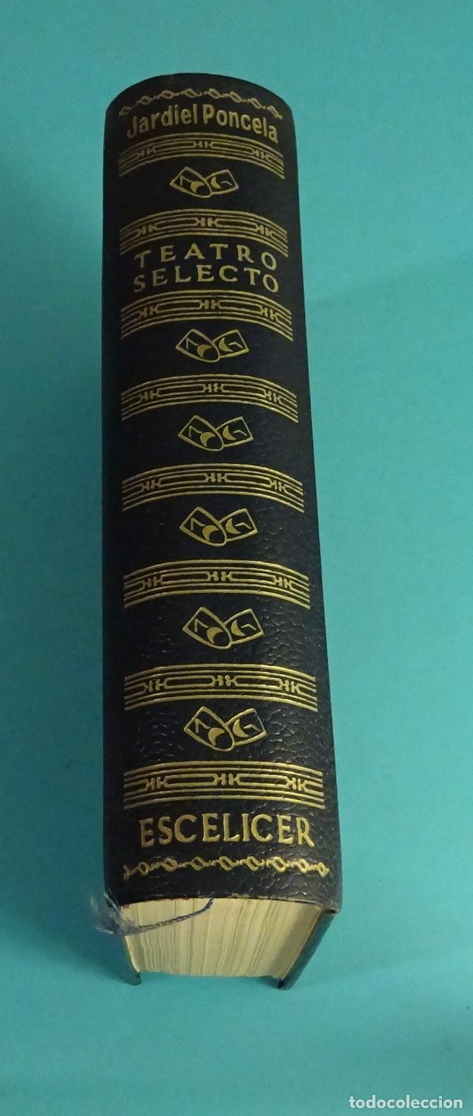 TEATRO SELECTO DE ENRIQUE JARDIEL PONCELA. EDITORIAL ESCELICER. 1968 (Libros de Segunda Mano (posteriores a 1936) - Literatura - Teatro)