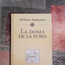 Libros de segunda mano: LA DOMA DE LA FURIA - WILLIAM SHAKESPEARE - PLANETA DE AGOSTINI. Lote 115111291