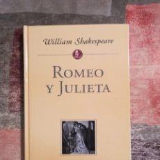 Libros de segunda mano: ROMEO Y JULIETA - WILLIAM SHAKESPEARE - PLANETA DE AGOSTINI. Lote 115113723
