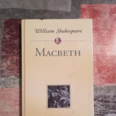 Libros de segunda mano: MACBETH - WILLIAM SHAKESPEARE - PLANETA DE AGOSTINI. Lote 115113859
