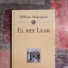 Libros de segunda mano: EL REY LEAR - WILLIAM SHAKESPEARE - PLANETA DE AGOSTINI. Lote 115114211