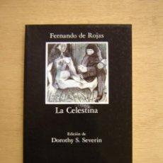Libros de segunda mano: LA CELESTINA - FERNANDO DE ROJAS. Lote 116333871