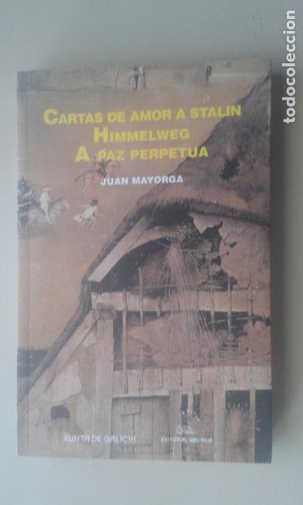 CARTAS DE AMOR A STALIN HIMMELWEG PAZ PERPETUA JUAN MAYORGA EDIT