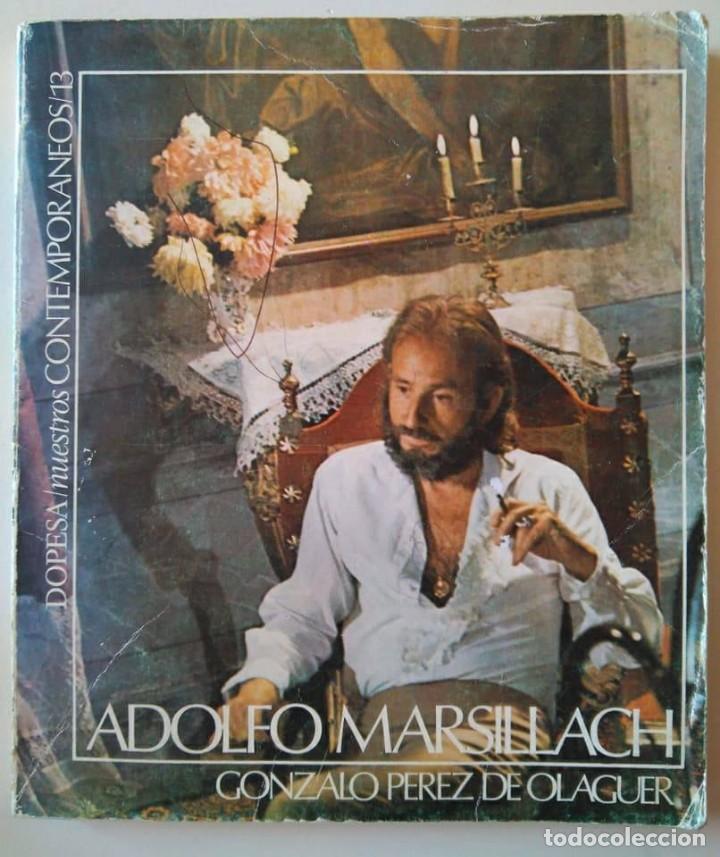 ADOLFO MARSILLACH. GONZALO PÉREZ DE OLAGUER (Libros de Segunda Mano (posteriores a 1936) - Literatura - Teatro)