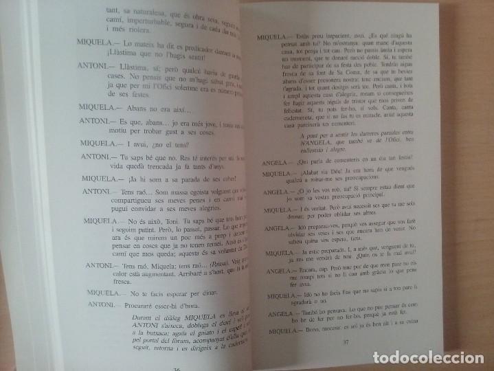 Libros de segunda mano: SON PONCELLA. ANTONI PONS SASTRE. - Foto 4 - 119345511