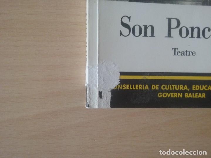 Libros de segunda mano: SON PONCELLA. ANTONI PONS SASTRE. - Foto 9 - 119345511