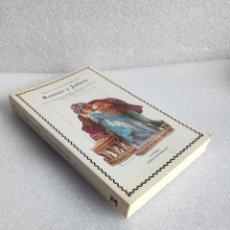 Libros de segunda mano: SHAKESPEARE ROMEO Y JULIETA CATEDRA LETRAS UNIVERSALES SIN LEER . Lote 120921879