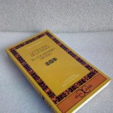 Libros de segunda mano: TIRSO DE MOLINA. LA VILLANA DE LA SAGRA -EL COLMENERO DIVINO CASTALIA NUEVO SIN LEER 1984 CASTALIA. Lote 121147299