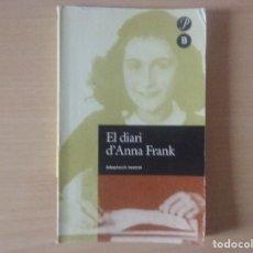 Libros de segunda mano: EL DIARI D'ANNA FRANK. Lote 122938939