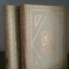 Libros de segunda mano: WILLIAM SHAKESPEARE. DRAMAS Y COMEDIAS. 2 TOMOS. CLÁSICOS NAUTA. EDICIONES NAUTA, BARCELONA 1967.. Lote 123116276