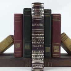 Libros de segunda mano: OBRAS ESTELARES. LOPE DE VEGA. TEATRO. EDITORIAL MAUCCI. BARCELONA. 1965.. Lote 123713667
